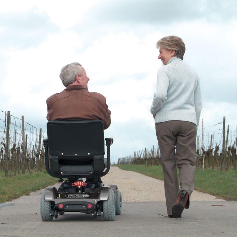 sillas de ruedas y movilidad
